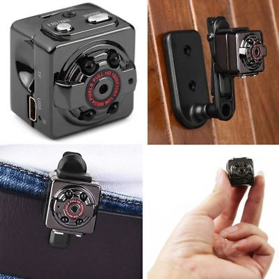 HD 1080P US  Mini Hidden Spy Digital Camera Wireless Video Motion Activated Cam
