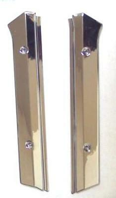 windshield post covers side chrome plastic for Kenworth 2002-2005