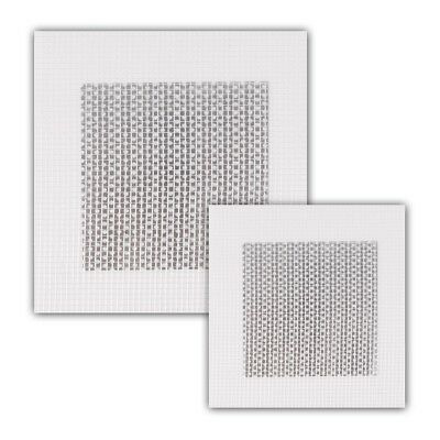 Choose Size WALL/CEILING HOLE REPAIR PATCHES Self Adhesive Plaster/Plasterboard