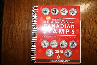 Unitrade Specialized Canada Catalogue gently used 2018