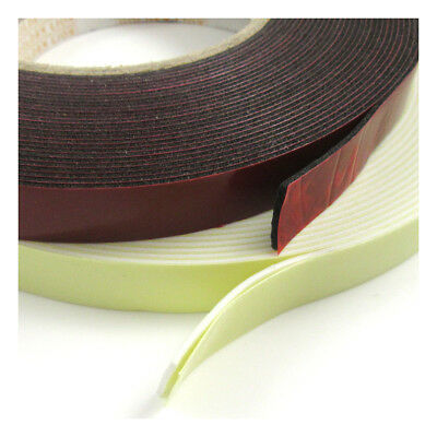 12mm*4m Double-sided White Super Strong environmentally Tape F8T4 Adhesive I1Y1