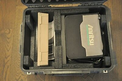 Anritsu S331E Cable Antenna Analyzer SiteMaster Options 10/19/21 Clean