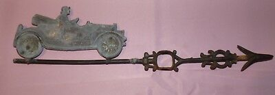 Antique Car Weather Vane Directional Arrow for Lightning Rod