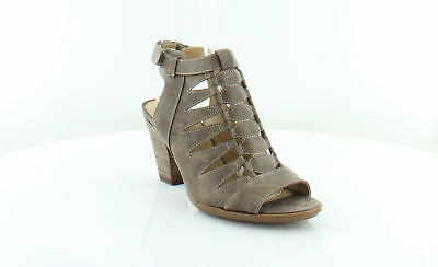 56bb7b008721 NATURALIZER NEW TALAN Brown Womens Shoes Size 7.5 M Sandals MSRP  69 ...