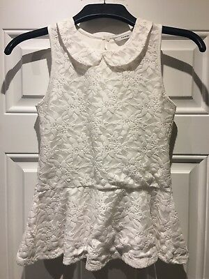George Asda girls lace top. Age 11-12. Used but in very good condition.
