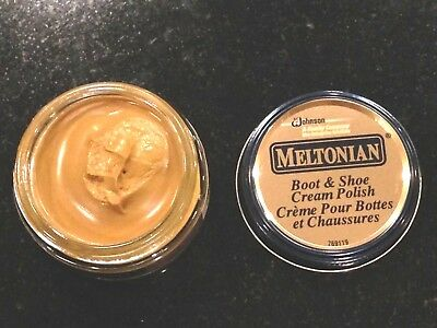 Meltonian Boot Shoe Cream Polish 155 Oz All Colors 649