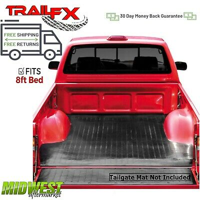 Trail FX 231D Black Rubber Bed Mat for 94-01 Dodge Ram 1500 with 96 Inch Bed