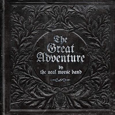The Neal Morse Band - The Great Adventure 2 CD Set 2019