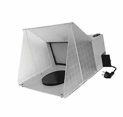 Paasche HSSB-16-13 Hobby Spray Booth, 16-Inch Wide by 13-Inch High (HB-16-13)