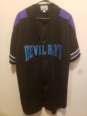 huge selection of 2d746 8c3c1 aliexpress tampa bay devil rays vintage jersey df56f 19078