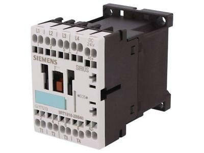 3RT1316-2BB40 Contactor3-pole 24VDC 18A NO x3 DIN, on panel  SIEMENS PARTNER