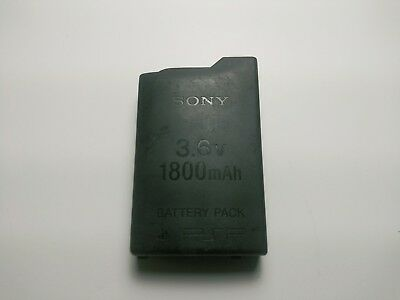 Authentic SONY OEM Official PSP 1000 1001 Original Battery 3.6v 1800 mAh Tested