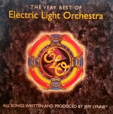 Electric Light Orchestra Cd The Very Best Of Free Post In Australia