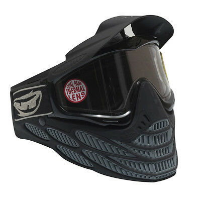 JT Flex 8 Thermal Paintball Goggles - Black / Grey