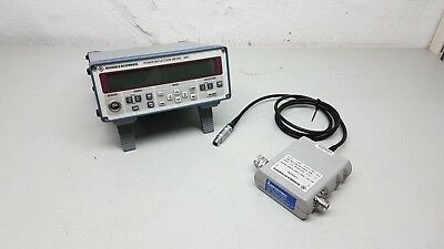 Power & Reflection Meter, Rohde & Schwarz NRT & Directional Power Sensor NRT-Z44