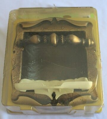 Vintage  Amerock Carriage House Recessed Soap Dish - C-9050-Ae