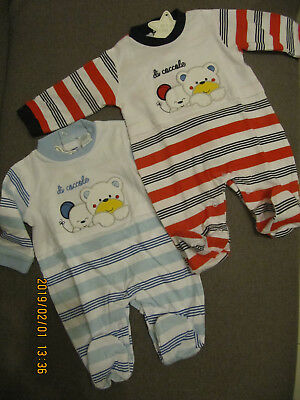 Alta Linea .BABY girls and boy  0-3 / 3-6 /6-9 /9-12 M   100% cotton