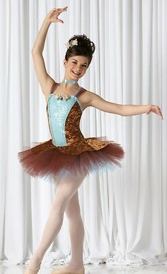 BREATHE Marabou Feather Dance Ballet Costume Child XS /& Large Clearance!