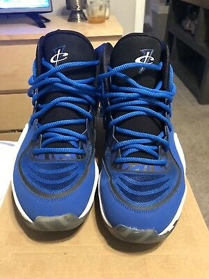 official photos a8f0b 2e00d Nike Air Penny V Mens Size 8 Basketball Sneakers Shoes 537331 401 Memphis  New