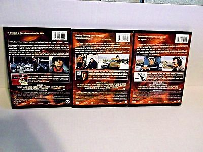 Clint Eastwood - Cop Dirty Harry Magnum Force, Tightrope, DVD Collection