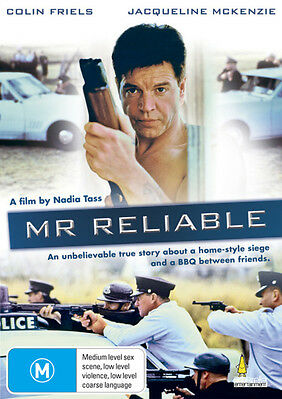 Mr Reliable (DVD, 2013) AUSTRALIAN MOVIE ( COMEDY ) NEW AND SEALED