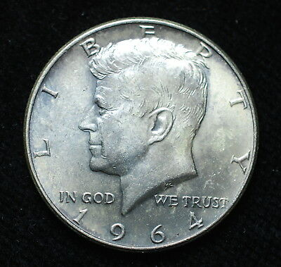 1964 USA Half dollar Kennedy