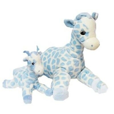 Soft Plush Baby Toy Twinkles Giraffe Rattle by Korimco Stuffed Toys Newborn 16cm