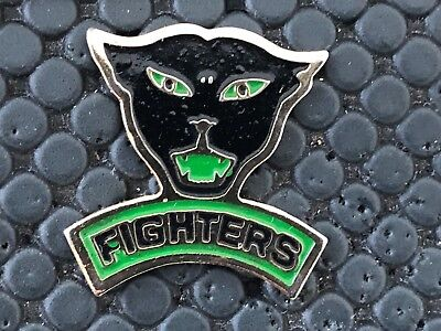 Pins Badge Football Soccer Asse Saint Etienne Ultra Fighters Version Dore