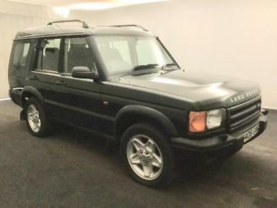 Land Rover Discovery 2.5Td5 Xs..short Mot..trade Px To Clear>4Wd>Good Condition