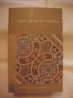 The Arabian Nights; Barnes & Noble, Classics, Literature, Fiction, Aladdin