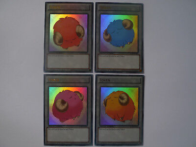 Scapegoat Token Set * Ultra Rare LC04 * 4 Cards * Yu-gi-oh