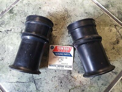Yamaha XS1100 Outer Airbox Rubbers NOS