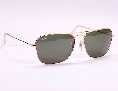 RAY-BAN RB3136 CARAVAN - Designer Sunglasses with Case (All Colours ... bf0153a0954b