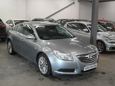 2013 63 REG VAUXHALL INSIGNIA SE 2.0 CDTI NON RECORDED non runner salvage damage