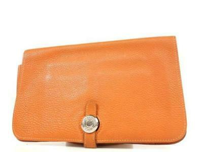 e324e0b6e418 BRAND NIB - Hermes Pochette Jige Elan 29 - Clutch Bag Orange ...