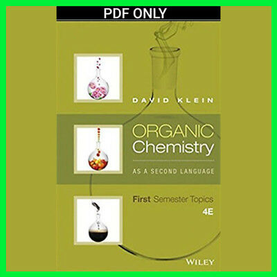 Organic Chemistry as a Second Language First S(E-BooK){PDF}⚡Fast Delivery(10s)⚡