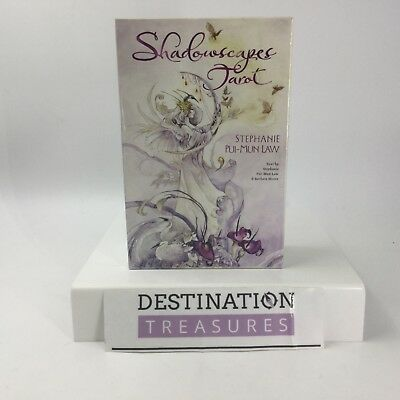 Shadowscapes Tarot by Stephanie Pui-Mun Law Sealed Authentic Cards Book Set