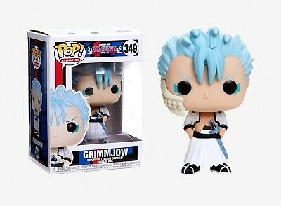 Funko Pop Animation: Shonen Jump Bleach - Grimmjow Vinyl Figure Item #21703
