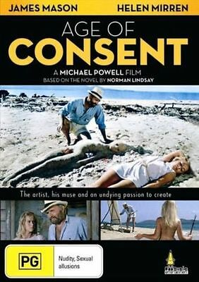 Age Of Consent  Dvd  Drama New And Sealed