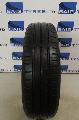 Continental Conti EcoContact 5 165//60R15 77H DOT 4415 über 7,5mm Sommerreifen
