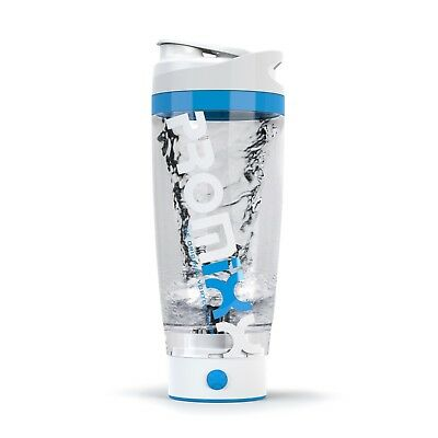 PROMiXX iX Battery Vortex Mixer, 20oz BPA Free Shaker Bottle