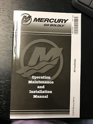 mercury outboard installation manual