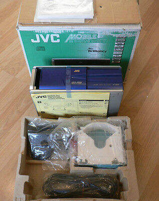Jvc Ch-X500E Cd-Changer To 12 Cd Head-Unit Jvc Compatible Read Cd-Rw