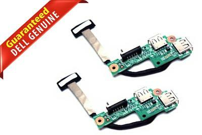 For DELL INSPIRON AMD DG15 15R M5010 N5010 DC Power Board USB Screws US