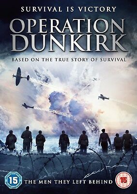 Operation Dunkirk (DVD) (NEW AND SEALED) (REGION 2)