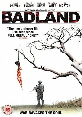 Badland (DVD) (NEW AND SEALED) (REGION 2) (FREE POSTAGE)