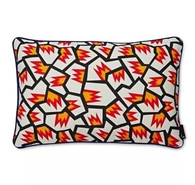 Wrong For Hay Nathalie Du Pasquier 100% Cotton Cushion Cover 57x35cm New MEMORY