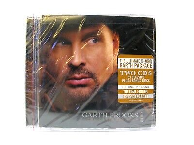 Garth Brooks The Ultimate Hits - 2 CD Set