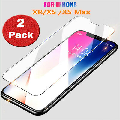 Gorilla Tempered Glass Screen Protector for New iPhone XR XS Max 11 PRO MAX 2019