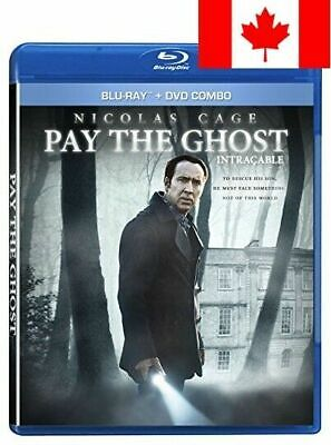 Pay The Ghost [Bluray + DVD] [Blu-ray] (Bilingual)